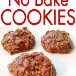 The BEST No Bake Cookies!