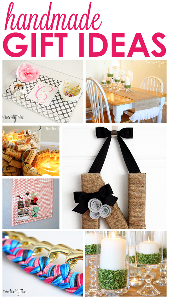 10 handmade gift ideas two twenty one