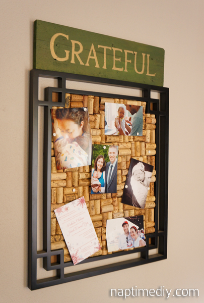 Dare to DIY: Be Thankful Features