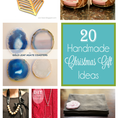 Dare to DIY Give Handmade Features