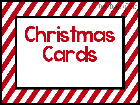 red-and-black-christmas-card-book-cover