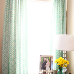 waverly lovely lattice lagoon curtains