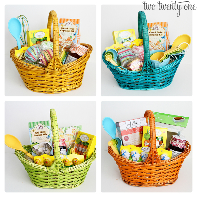 Easter gift giving with world market two twenty one world market gift baskets negle Choice Image