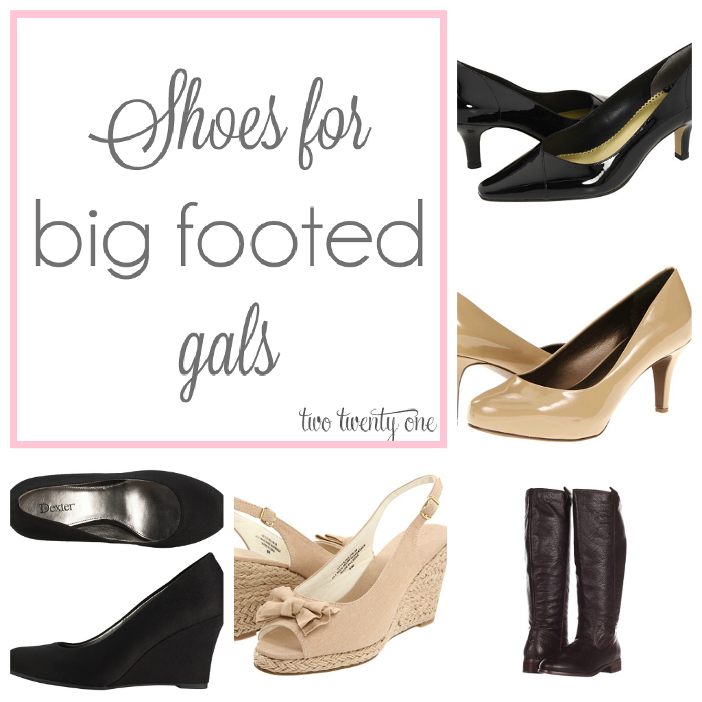 Big Footed Collage