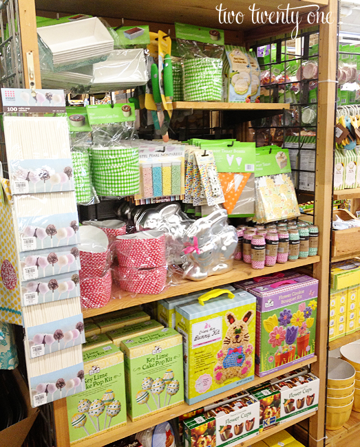 world market baking items 2013