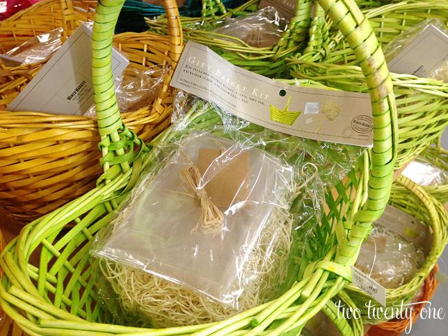 world market gift basket kit