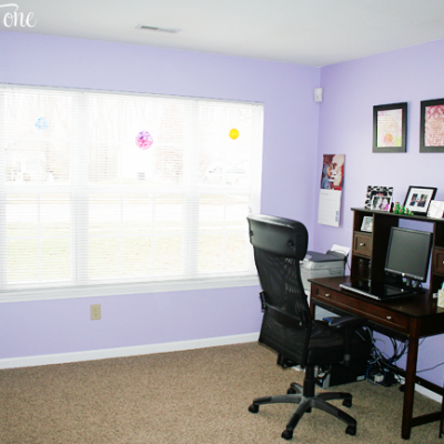 Home Office: Before