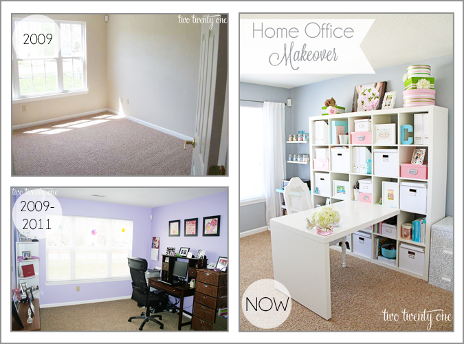 home office makeover ideas. Home Office Makeover Ideas