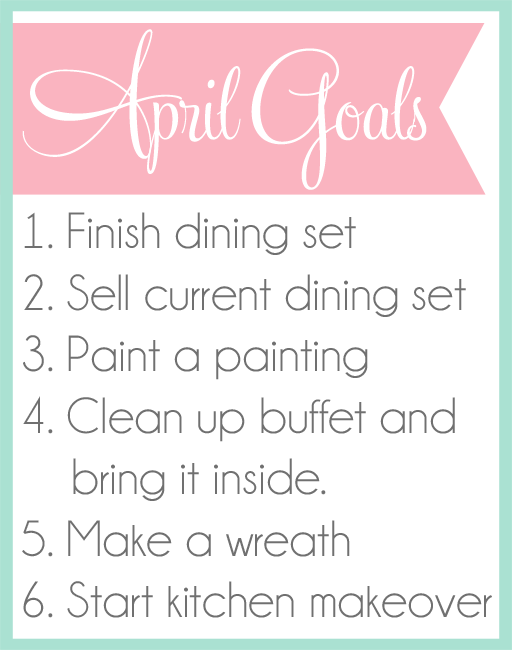 April 2013 Home Goals