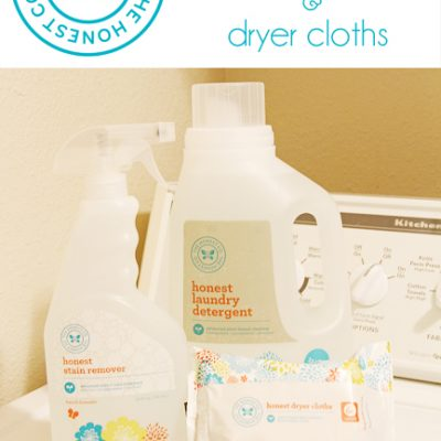 Laundry Switch: The Honest Co.