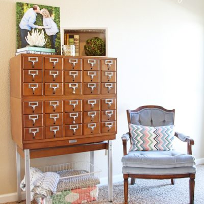 Springified Card Catalog Vignette