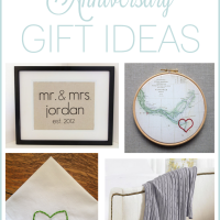 second wedding anniversary gift ideas