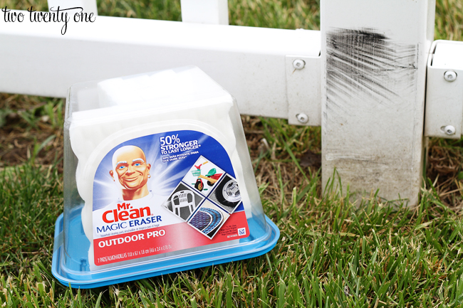 mr clean outdoor erasers