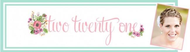 two twenty one header