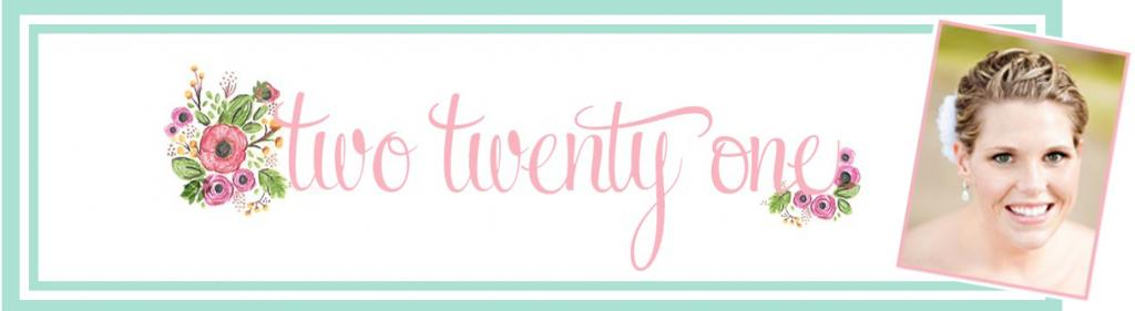 two twenty one header