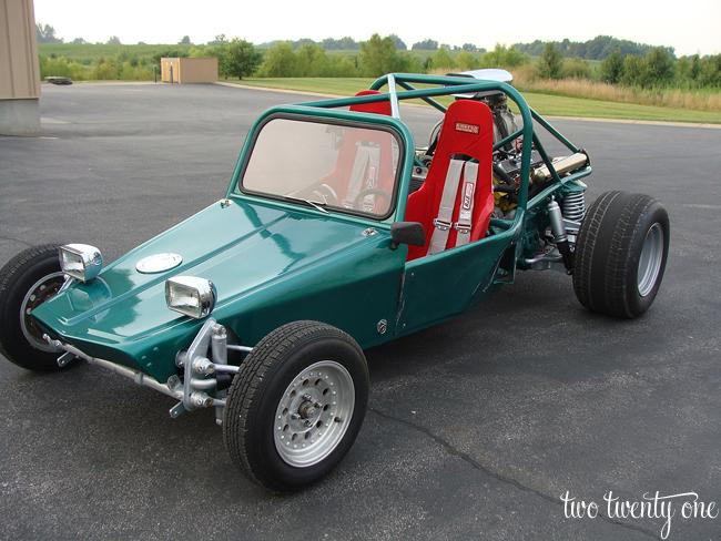 1983 dune buggy