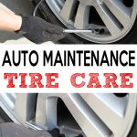 auto maintenance all about tires