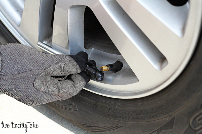 Car Series Tire Care