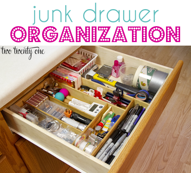 Diy Organization Ideas Part - 31: Two Twenty One