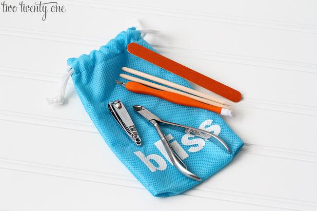 mani-pedi tool bag