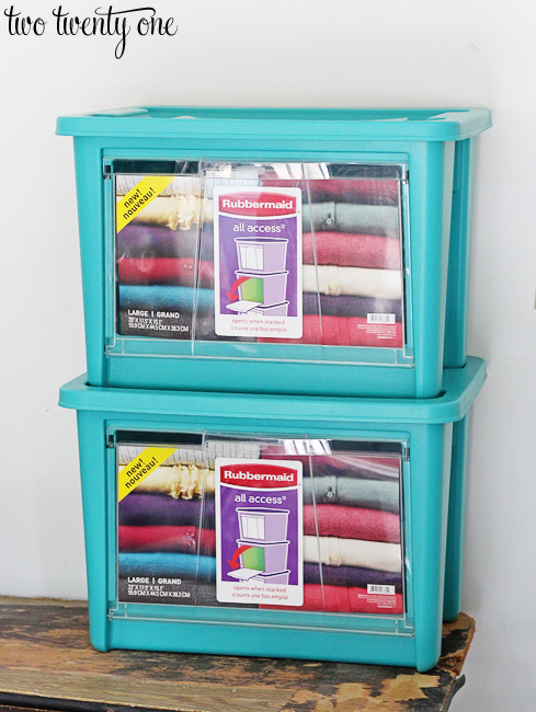 rubbermaid all access organizers