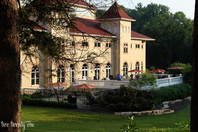 west baden springs hotel pool
