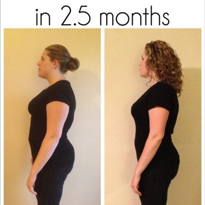 How I Lost 20 Pounds in 2.5 Months