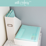 martha stewart home office with avery organization products