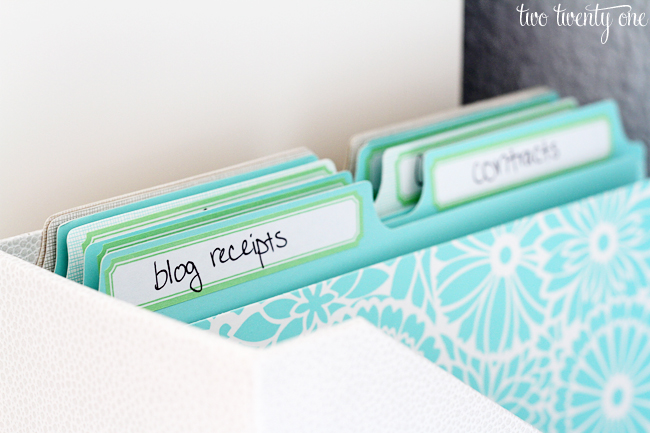 martha stewart home office with avery organization + giveaway