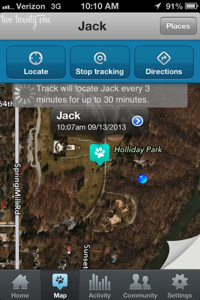 tagg pet tracker 2