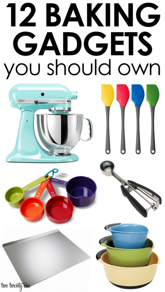 12 Baking Gadgets You Should Own Two Twenty One