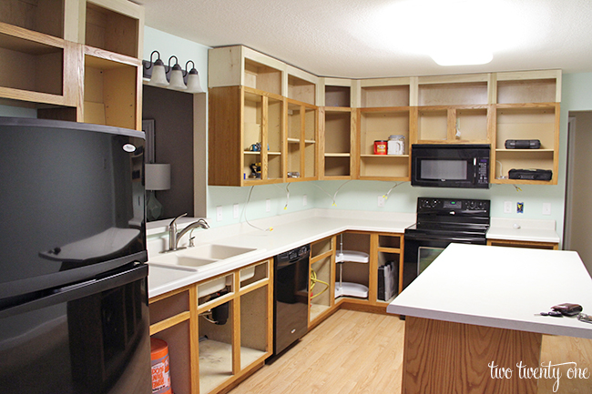 Kitchen Cabinet Refacing Makeover A Homeowner S Experience