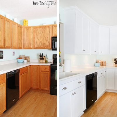 Kitchen Cabinet Refacing Makeover – A Homeowner's Experience