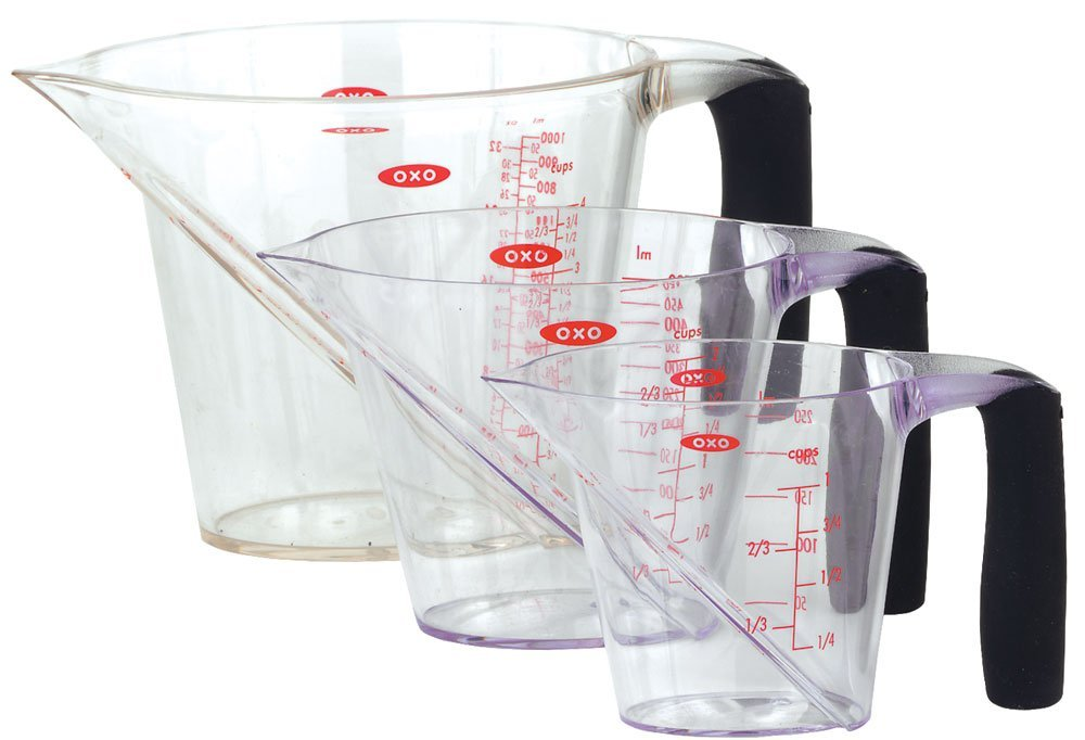 measuring cups lquid