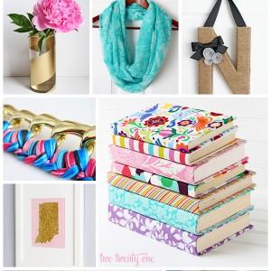 GREAT inexpensive handmade gift ideas!