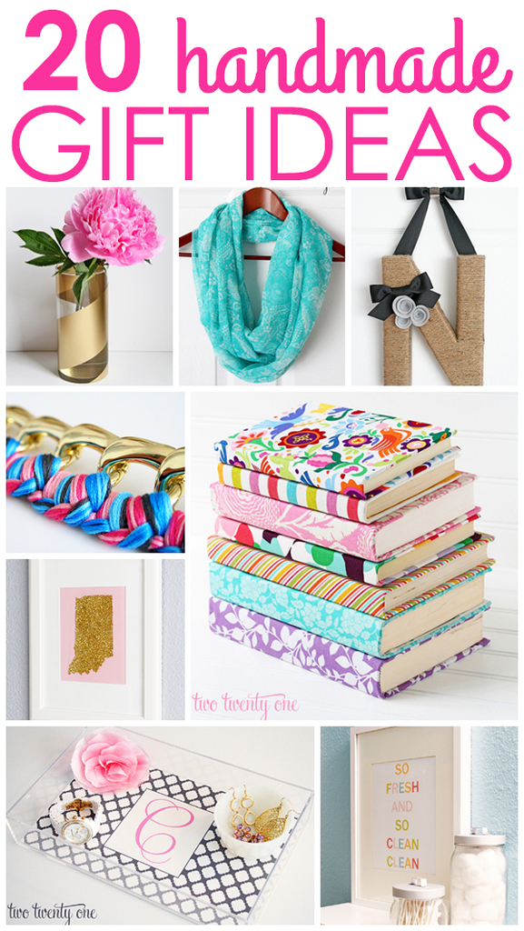 great inexpensive handmade gift ideas