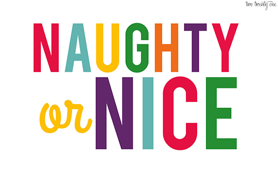 naughty or nice wallpaper 550px