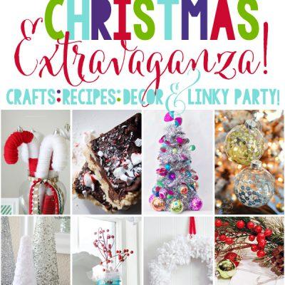 Christmas Extravaganza Link Party