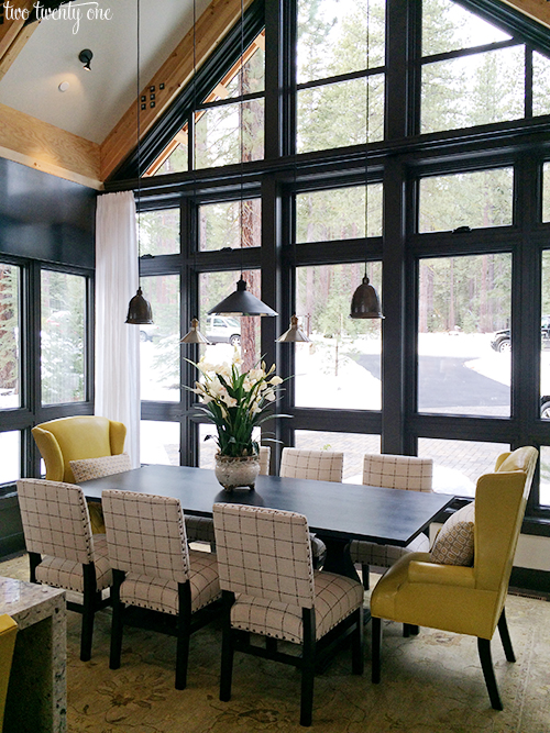 HGTV Dream Home dining room