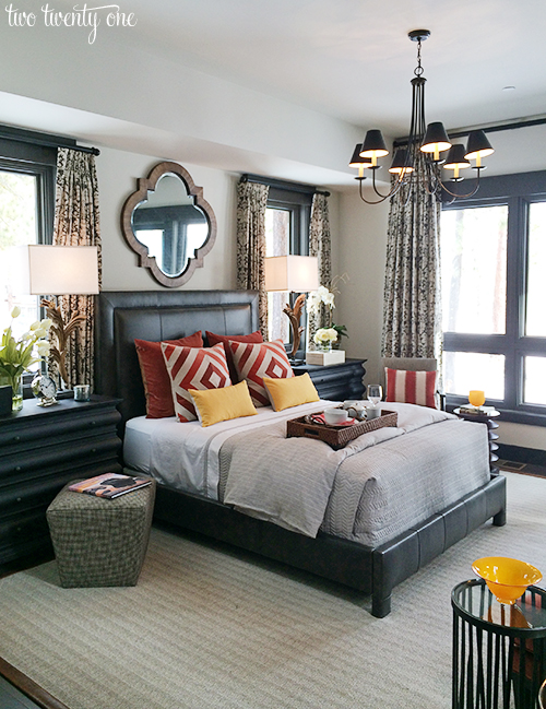 HGTV Dream Home master bedroom