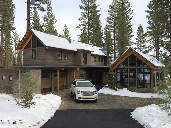 Denali Dream Drive and the 2014 HGTV Dream Home (Part One) - Two ...