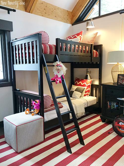Ideal HGTV Dream Home Childrens Bedroom