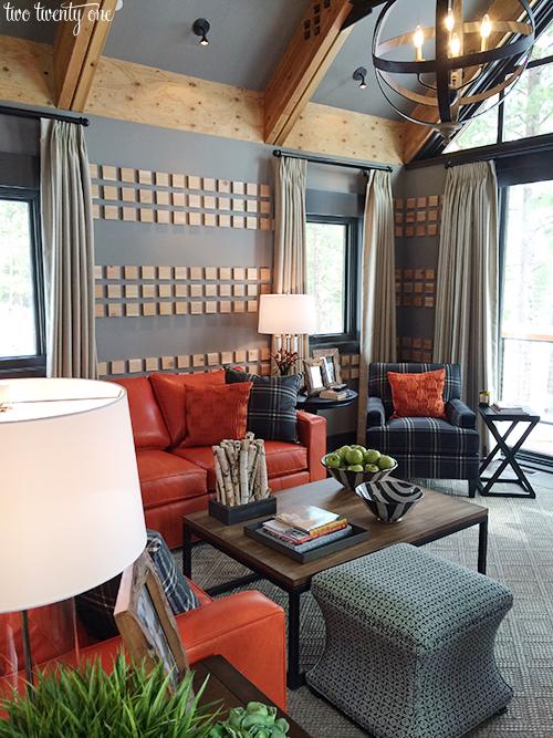 HGTV Dream Home media room