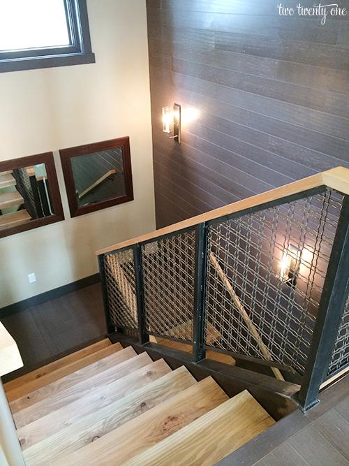 HGTV Dream Home stairs
