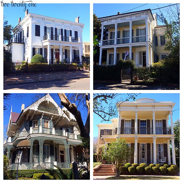 garden district homes