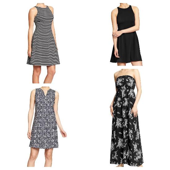 ON dresses