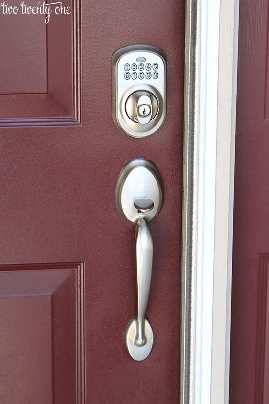 door after copy