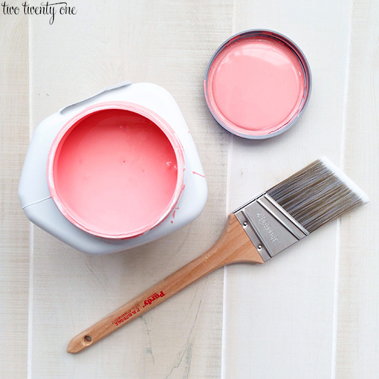 sherwin williams dishy coral