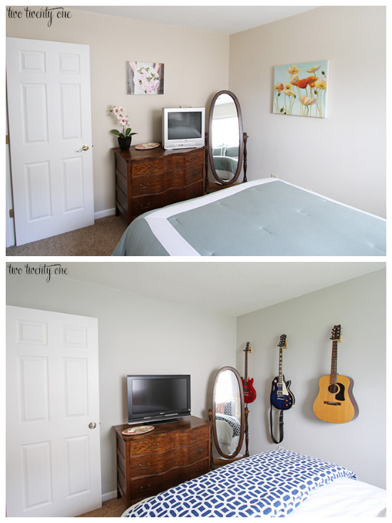Guest Bedroom Makeover 3