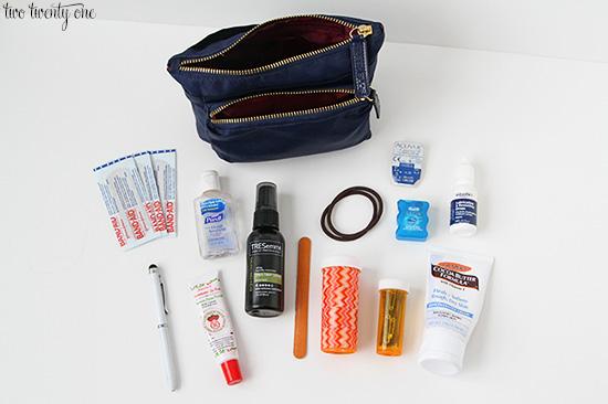 organize purse